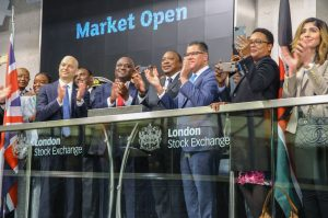 Kenya first green bond lists on the London Stock Exchange www.businesstoday.co.ke
