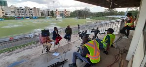 MadGoat Tv Crew in action www.businesstoday.co.ke