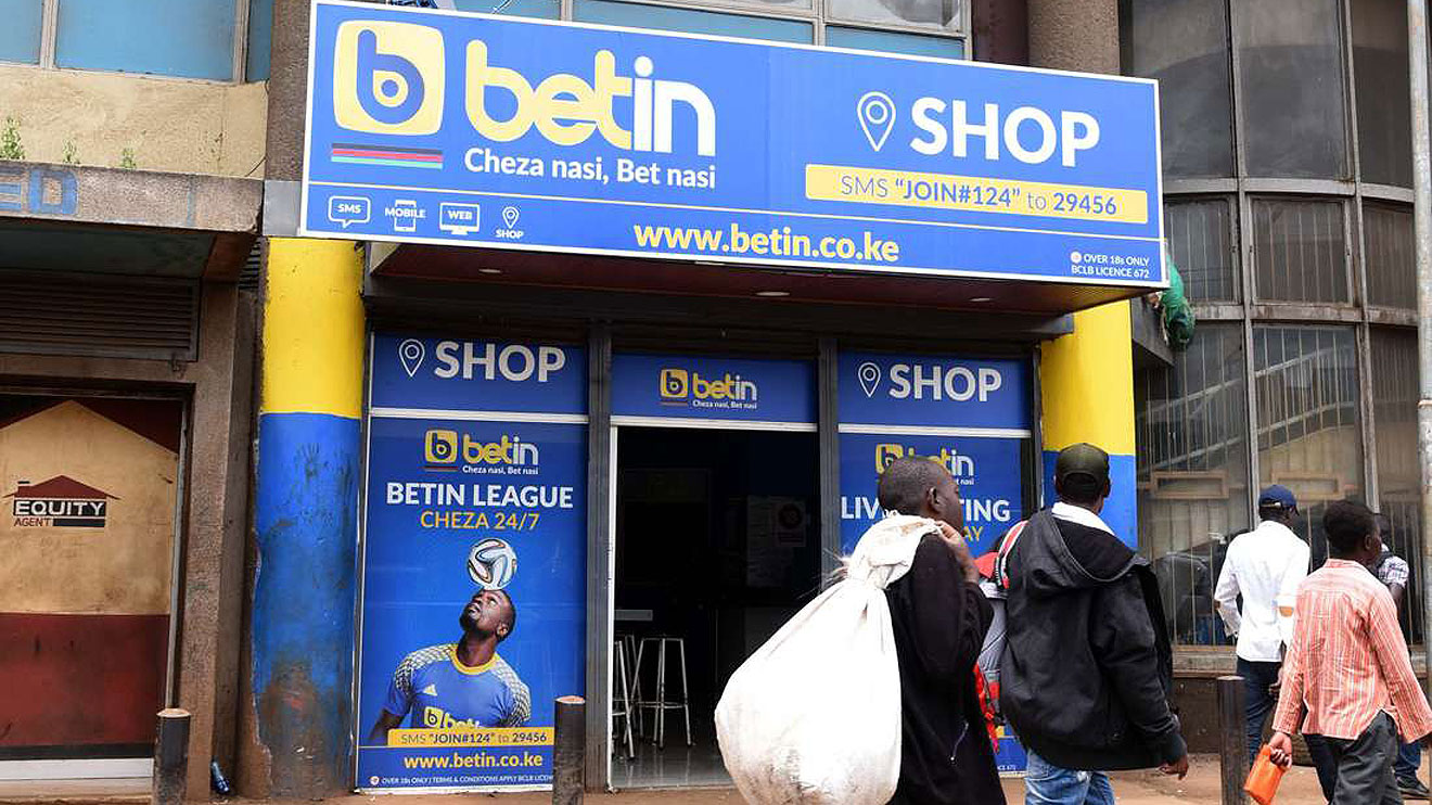 State of gambling industry in kenya www.businesstoday.co.ke