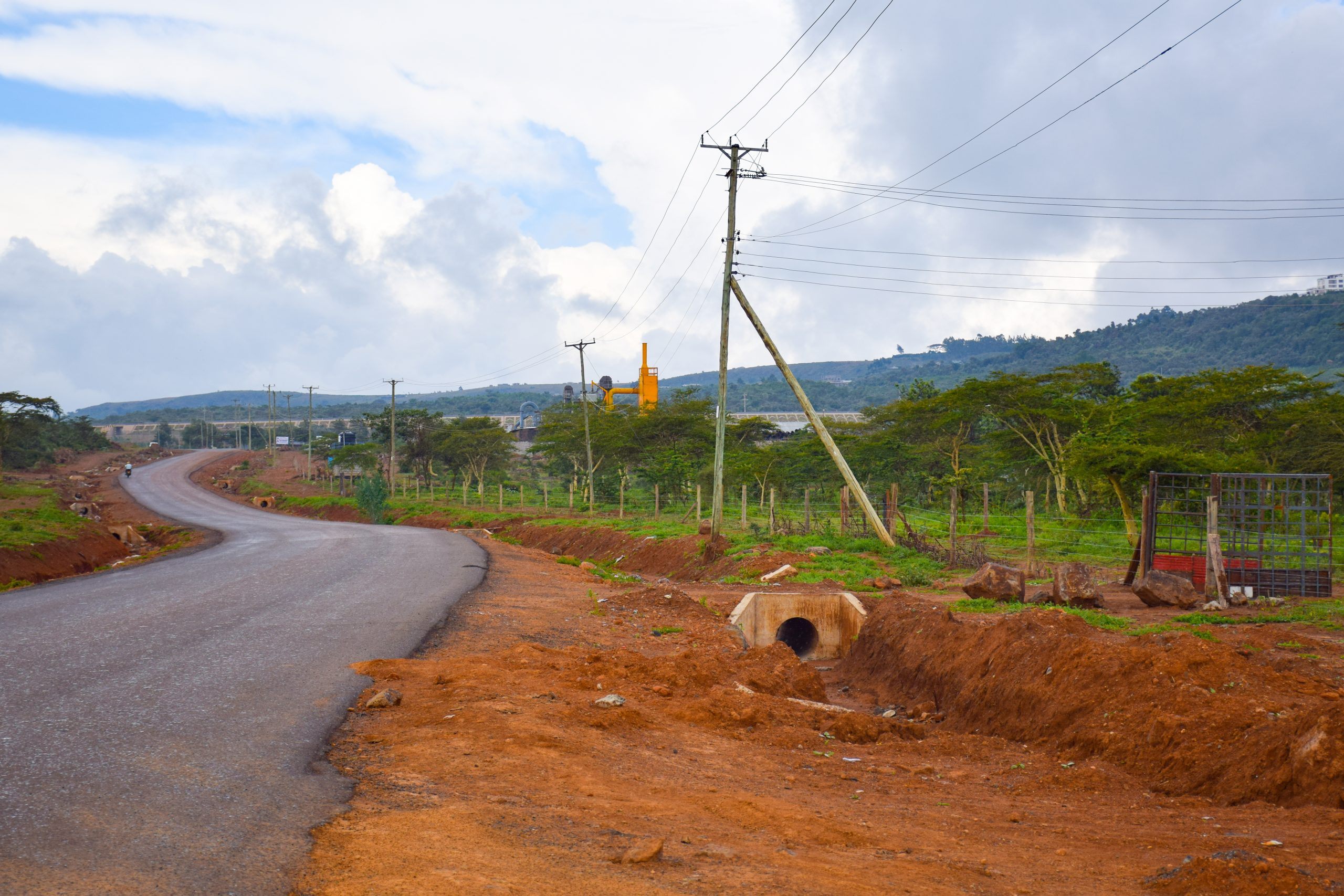 Affordable plots for sale in Ngong. Photo/Username Investments
