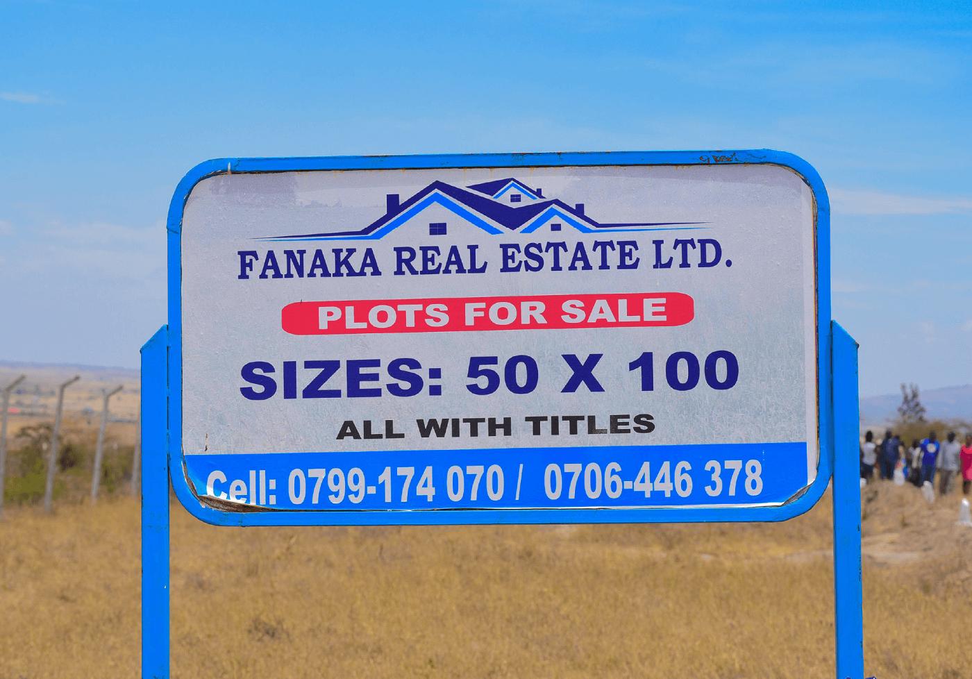 fanaka real estate company www.businesstoday.co.ke