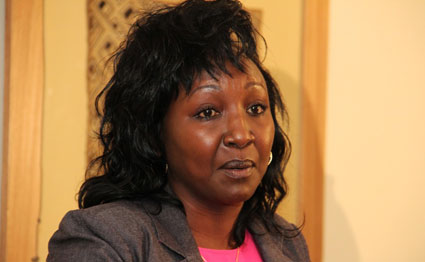 Gladys Shollei has finally divorced former Standard Group MD Sam Shollei. www.businesstoday.co.ke