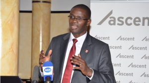 Ascent Capital Managing Partner David Owino. www.businesstoday.co.ke