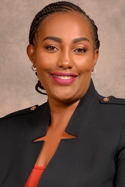 Caroline Gathii CPA Risk management www.businesstoday.co.ke