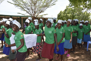 ChildFund Kenya FGM campaign