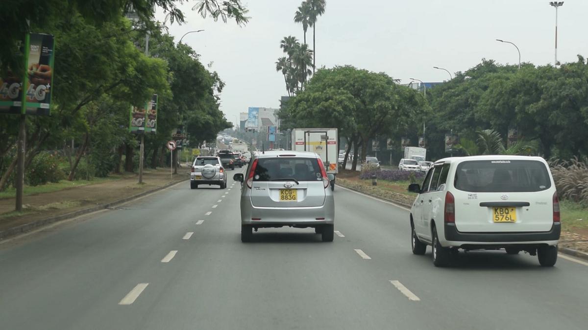 Closed roads in Nairobi - Uhuru Highway www.businesstoday.co.ke