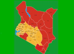 Kenyan counties some sub-locations had no one counted on the night of the census. www.businesstoday.co.ke