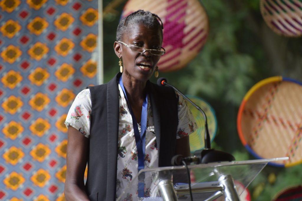 Joy Mboya, The GoDown Arts Centre Executive Director. www.businesstoday.co.ke