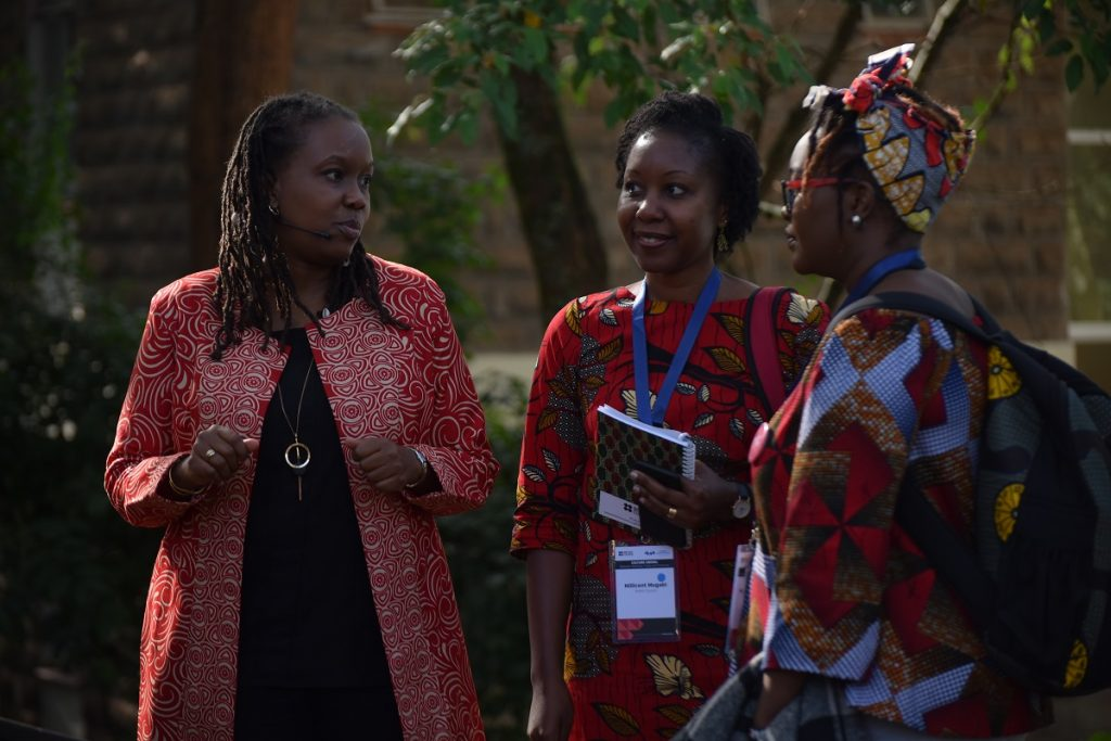 Tayiana Chao, Founder, Adfrican Digital Heritage (ADH). www.businesstoday.co.ke
