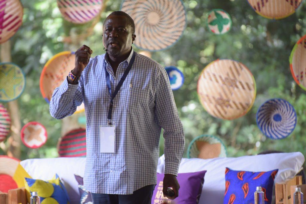 Former Director-General of the National Museums of Kenya, George Henry Okello Abungu. www.businesstoday.co.ke