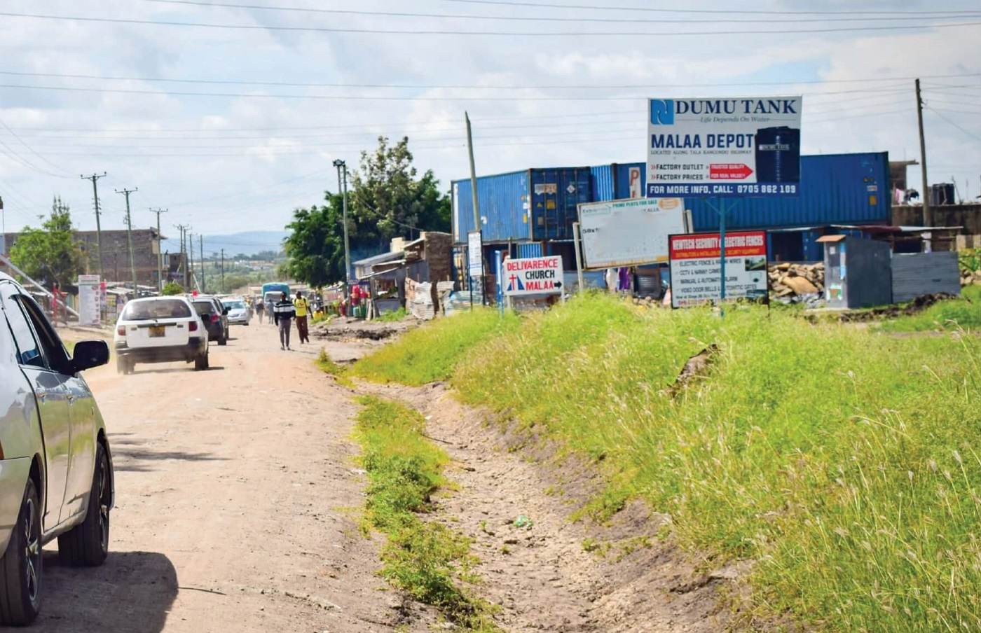Fanaka Real Estate Spring Field commercial plots