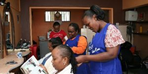 The hair and beauty industry has evolved over the years and is becoming a worth investment. www.businesstoday.co.ke