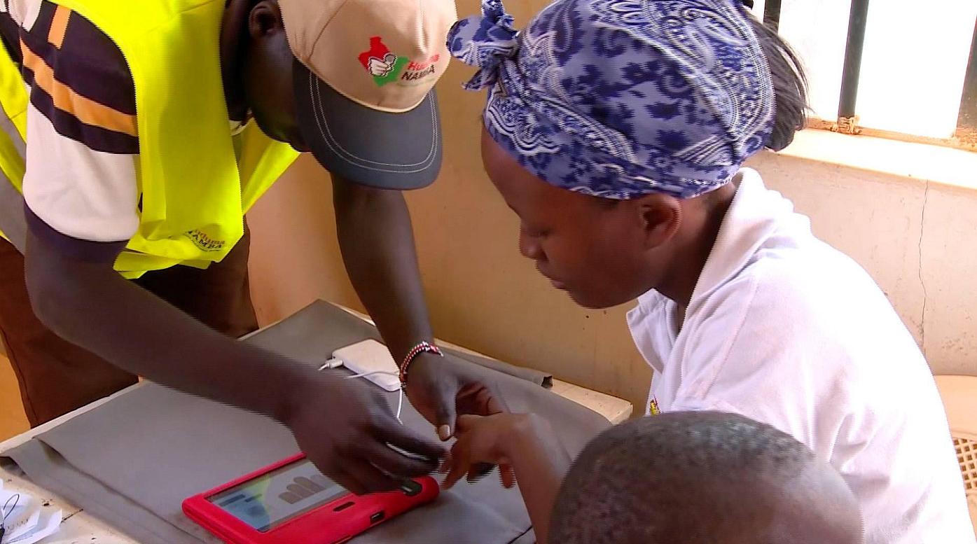 Huduma Namba - Kenya biometric identification system www.businesstoday.co.ke