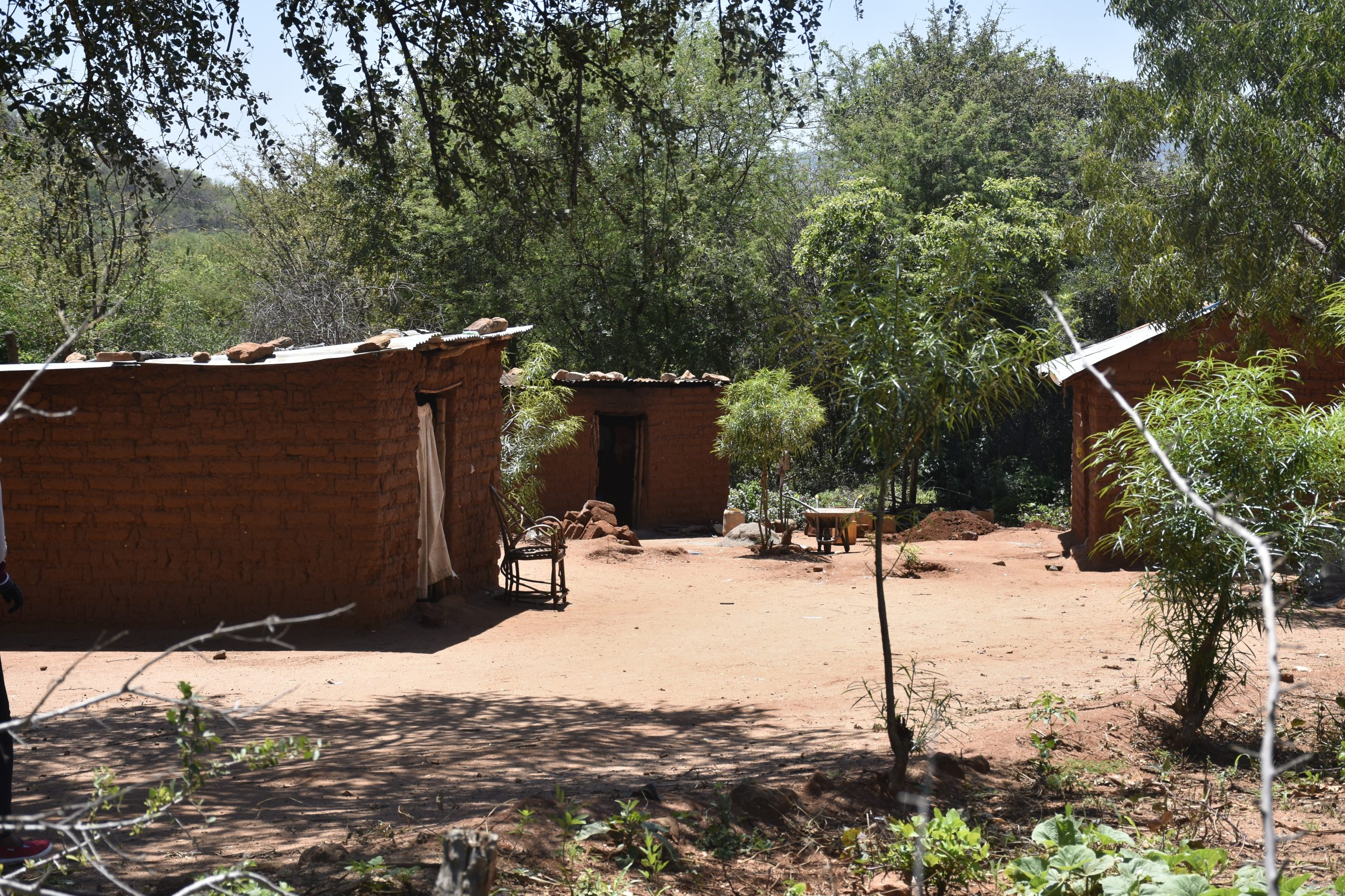 Reuben Musumbi's homestead in Ivinga-Nzia, Kitui county. www.businesstoday.co.ke