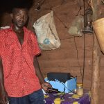 Kitui resident who is a beneficiary of off-grid solar solution. www.businesstoday.co.ke