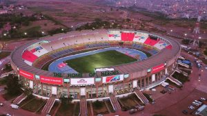 Kasarani stadium fresh from renovation. www.businesstoday.co.ke