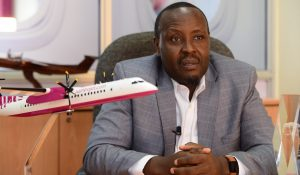 Kenya Airways CEO Allan Kilavuka www.businesstoday.co.ke