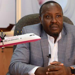 Kenya Airways CEO Allan Kilavuka www.businesstoday.co.ke