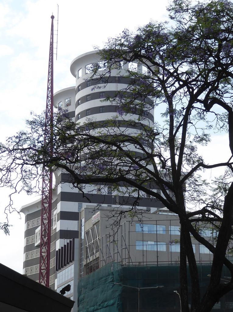 Nation Centre Building in Nairobi www.businesstoday.co.ke