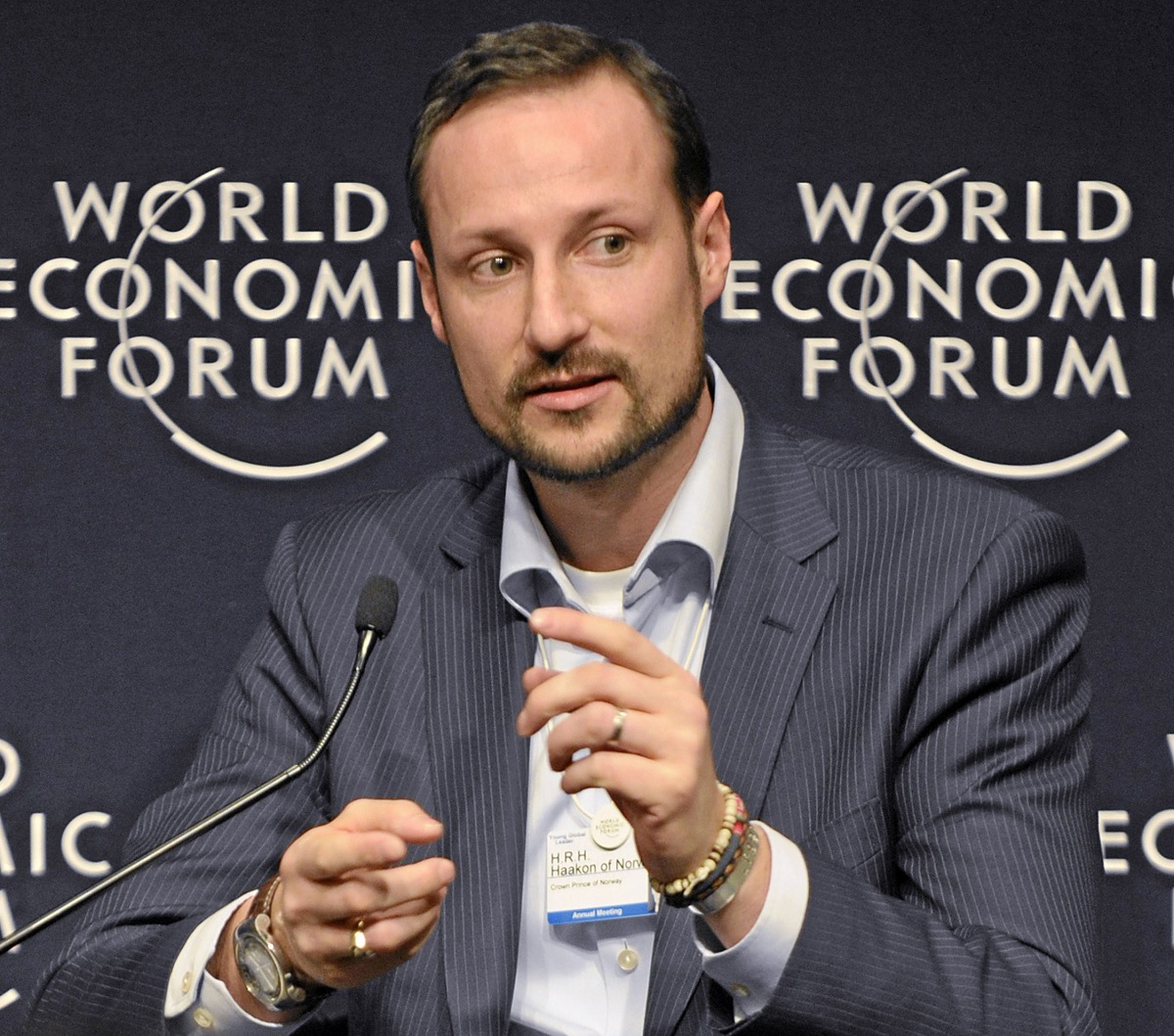 Norway Crown Prince Haakon. He was to lead a business delegation to Kenya this week starting today but has postponed the visit. www.businesstoday.co.ke