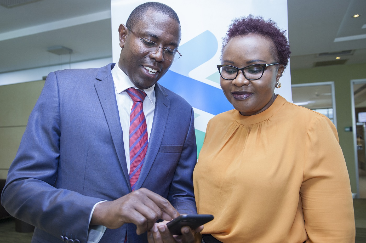 Standard Chartered Head of Wealth Management Kenya and East Africa Paul Njokia at the launch of T bills and Bonds trading www.businesstoday.co.ke