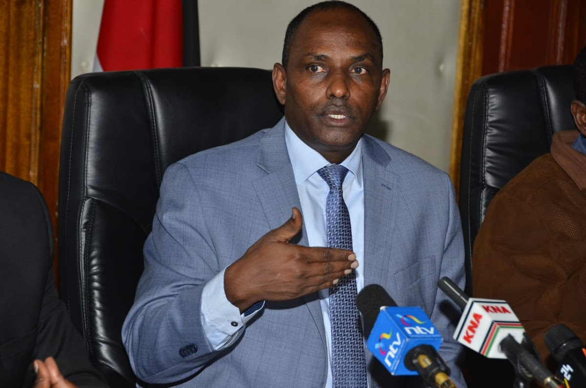 Treasury CS Ukur Yatani targets Sh 161bn budget cuts. www.businesstoday.co.ke
