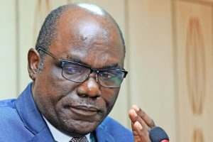 IEBC Chair Wafula Chebukati. The IEBC will start reviewing boundaries in March and is seeking funds from Treasury to facilitate the exercise. www.businesstoday.co.ke