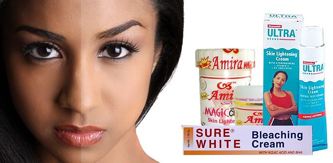 The banned cosmetics are said to pose a health risk to those using it. www.businesstoday.co.ke