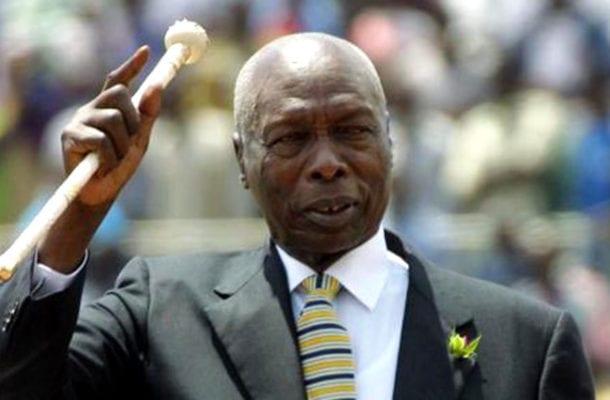 Kenya's longest serving president, Daniel Moi, died on Tuesday 4th 2020. www.businesstoday.co.ke