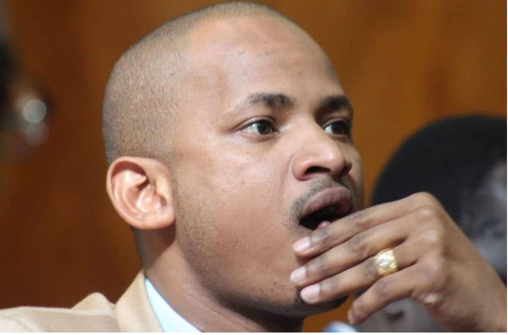 Babu Owino shooting case www.businesstoday.co.ke