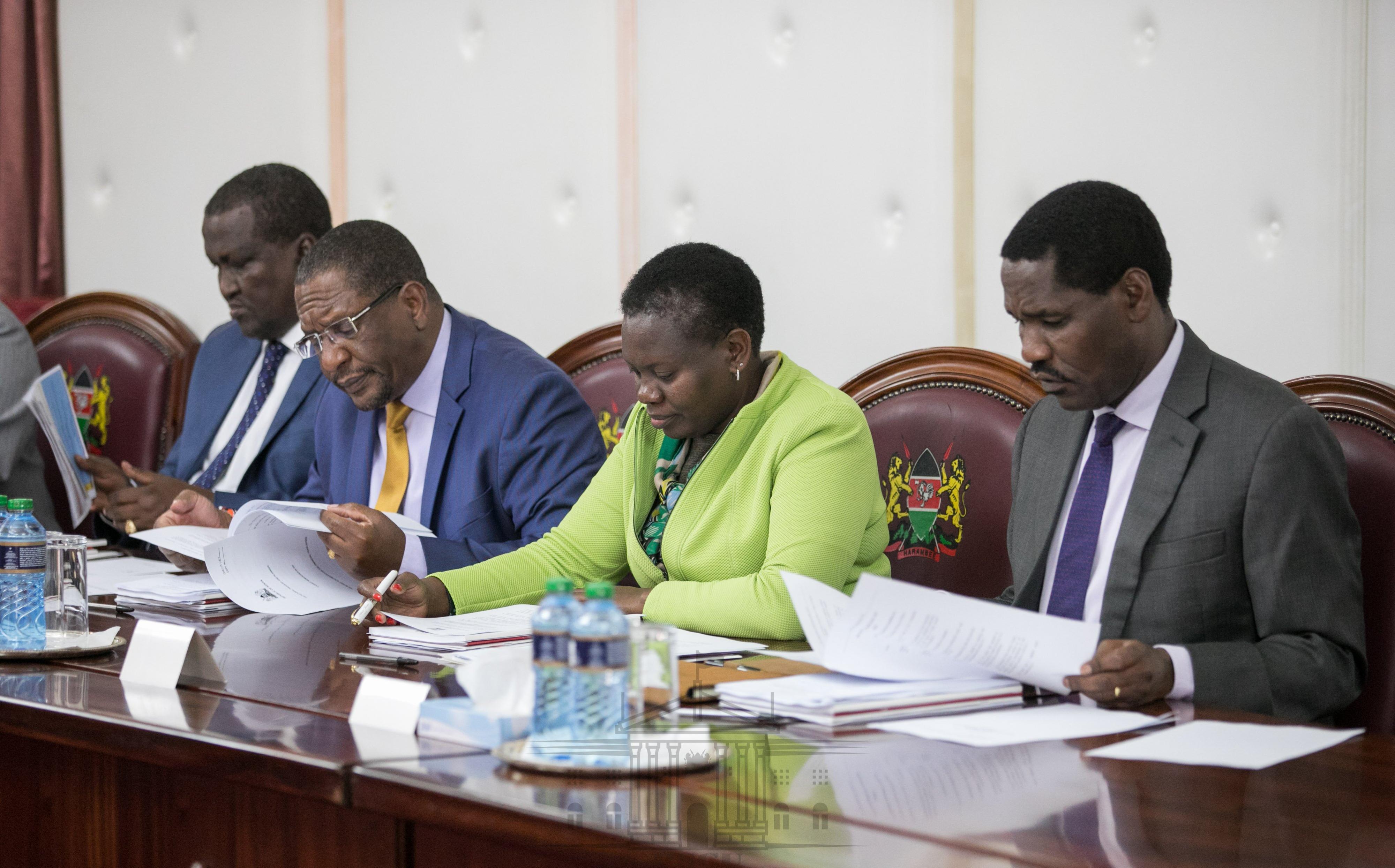 Cabinet Secretaries salaries www.businesstoday.co.ke