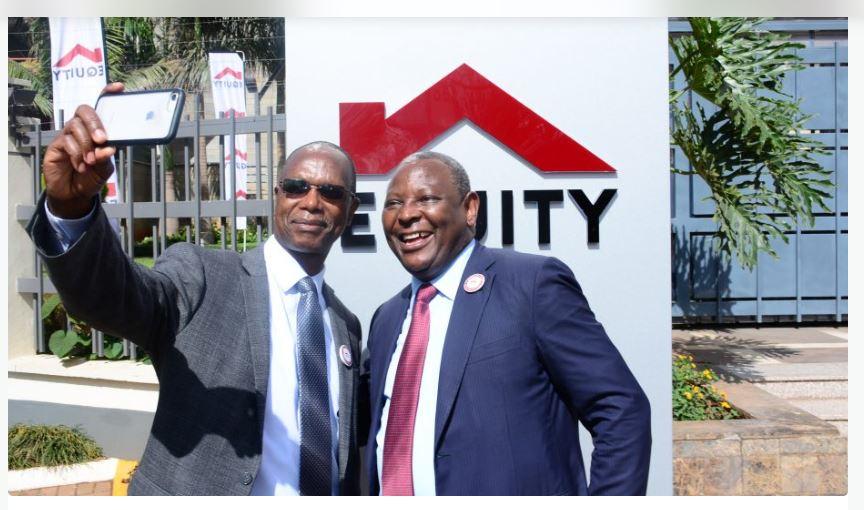 Equity Bank CEO James Mwangi www.businesstoday.co.ke