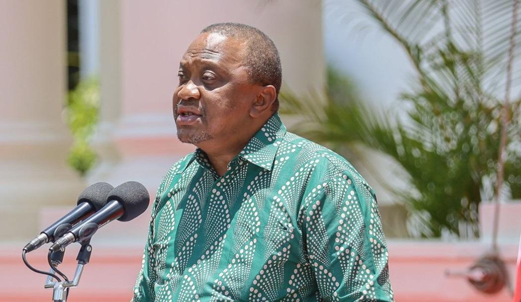 Uhuru Kenyatta High speed internet for coronavirus www.businesstoday.co.ke