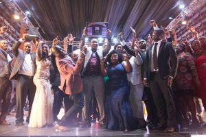 CIC Group celebrate their Group Life Company of the Year Award. www.businesstoday.co.ke