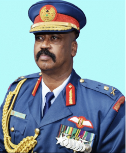 Major General Mohamed Abdallah Badi takes over Nairobi county www.businesstoday.co.ke