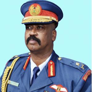 Major General Mohamed Abdallah Badi takes over Nairobi county www.businesstoday.co.ke