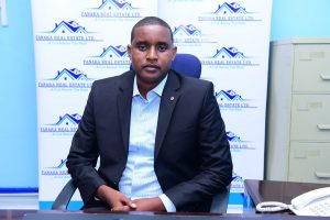 Moses Muriithi CEO Fanaka Real Estate www.businesstoday.co.ke