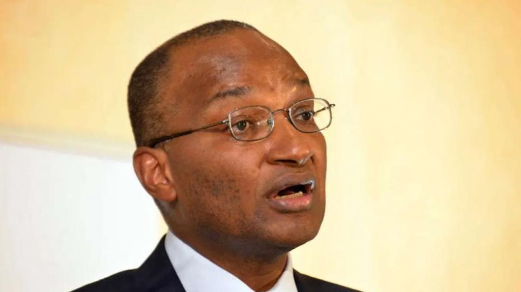 CBK Governor Dr Patrick Njoroge profile www.businesstoday.co.ke