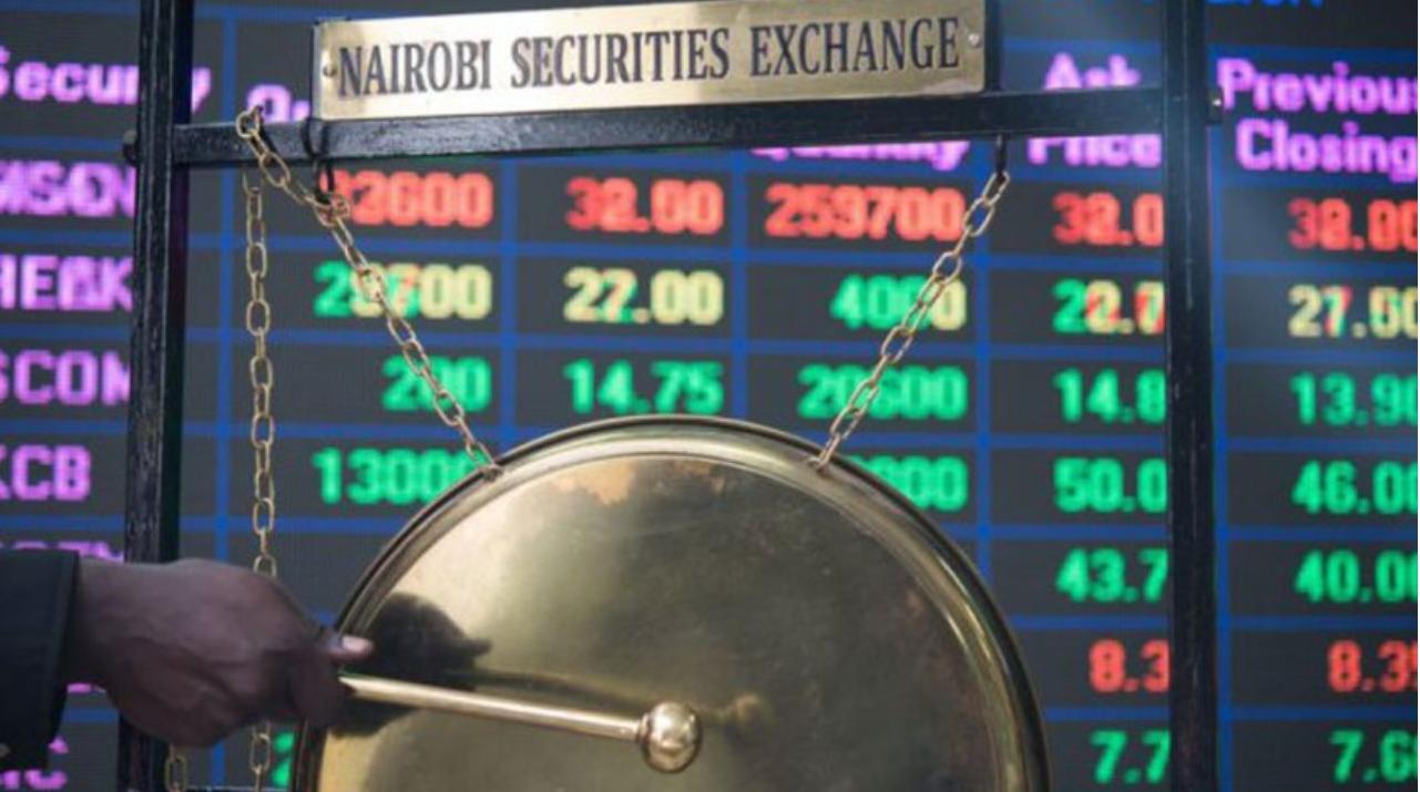 Capital Markets Response on Coronavirus www.businesstoday.co.ke
