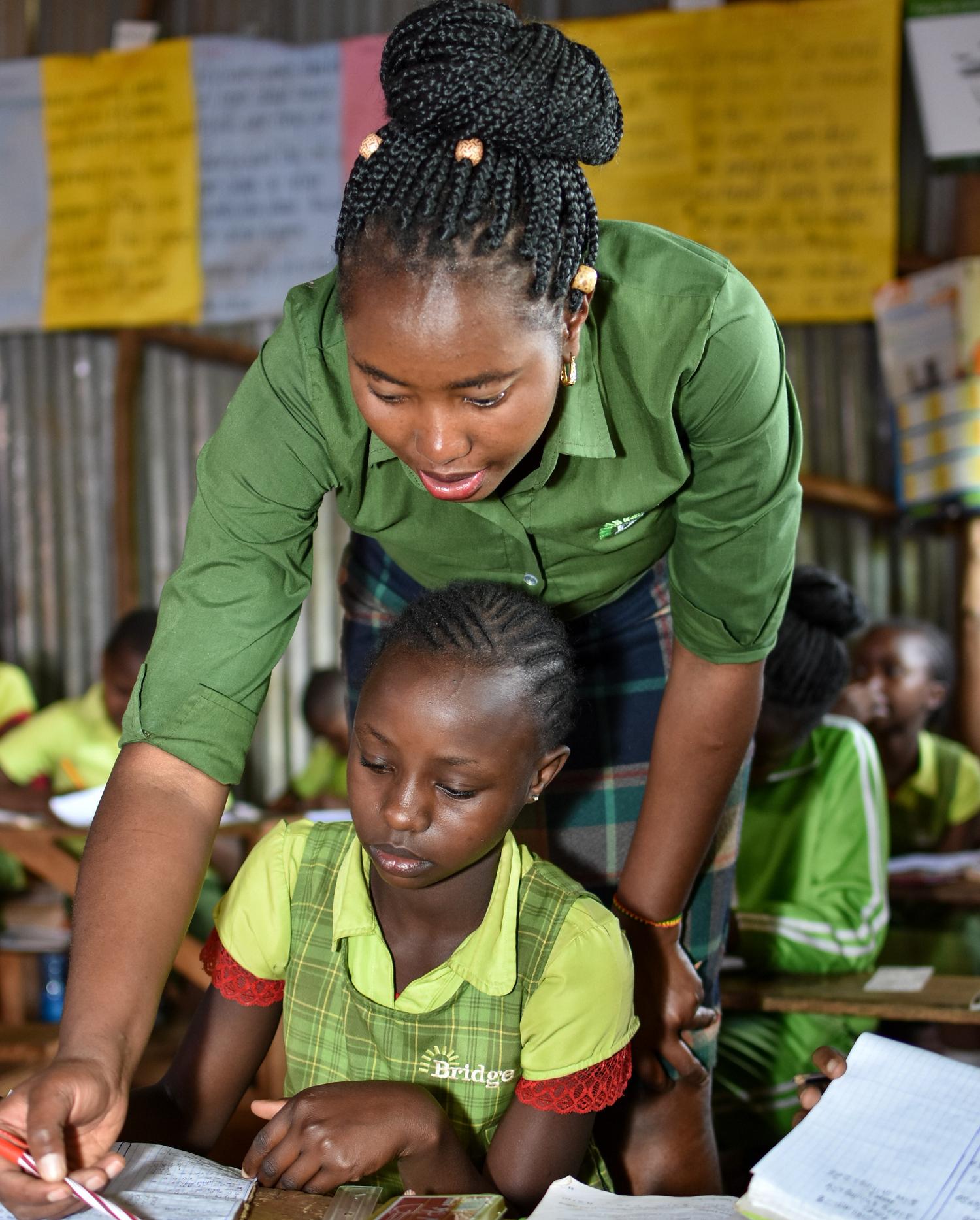 Home schooling Kenya 2