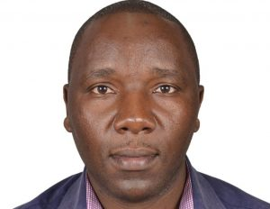John Mwaura TV journalist