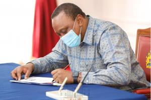 President signs tax amendment law
