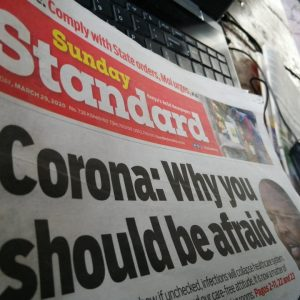 Standard Group makes changes www.businesstoday.co.ke