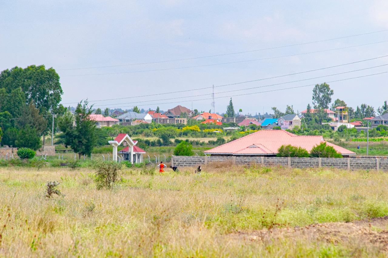 affordable plots along kangundo road 3
