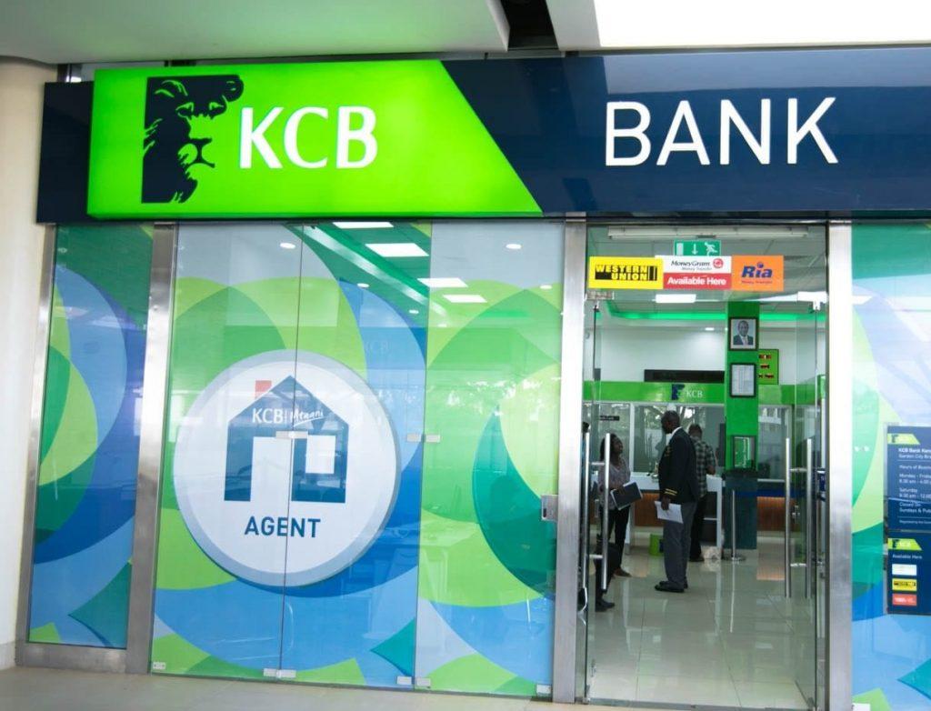 A KCB bank branch