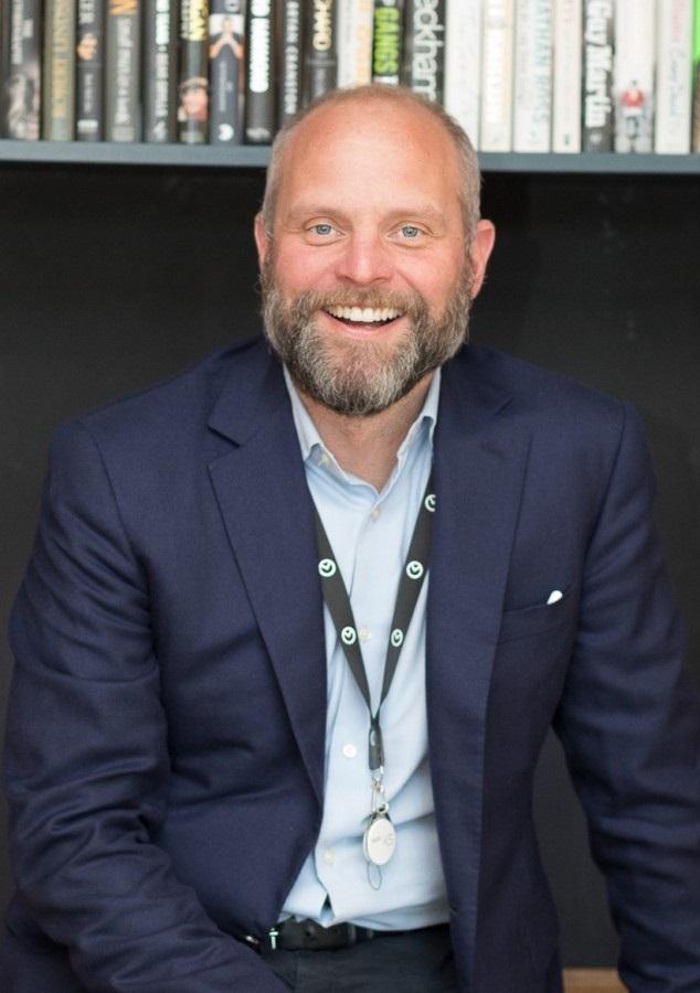 KOFISI CEO, Michael Aldridge
