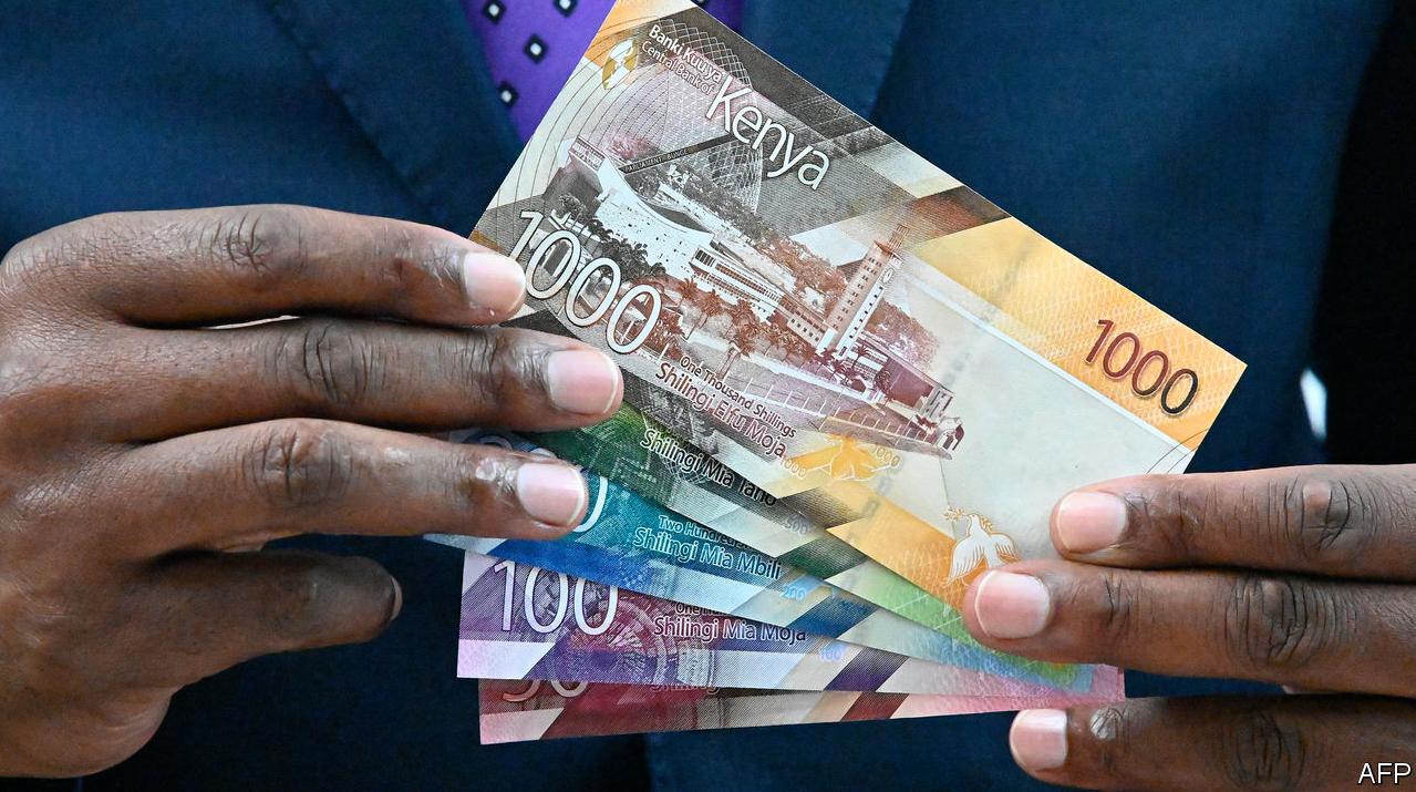 Kenya shilling notes Kenya www.businesstoday.co.ke