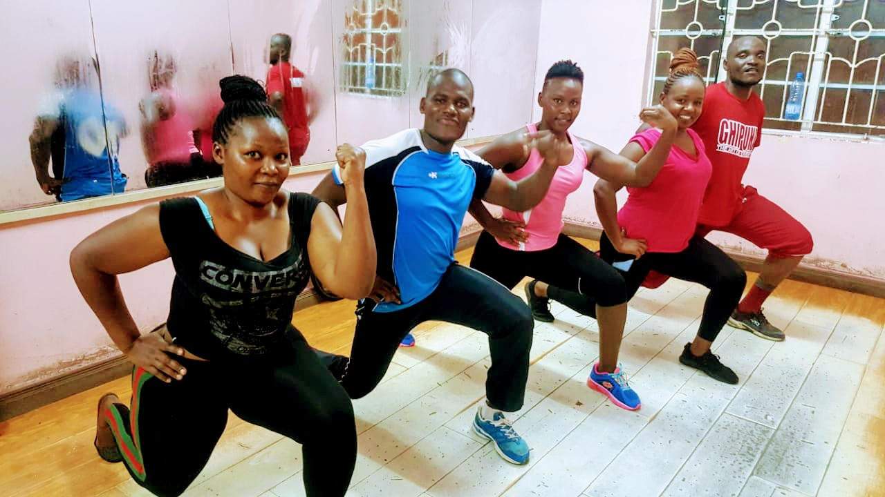 Ladies gyms in Nairobi www.businesstoday.co.ke