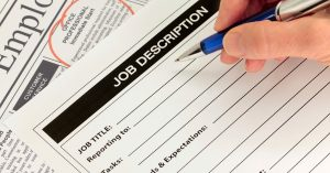 developing job description www.businesstoday.co.ke
