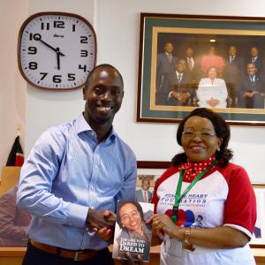 Clifford Machoka - Head of External Affairs and Marketing